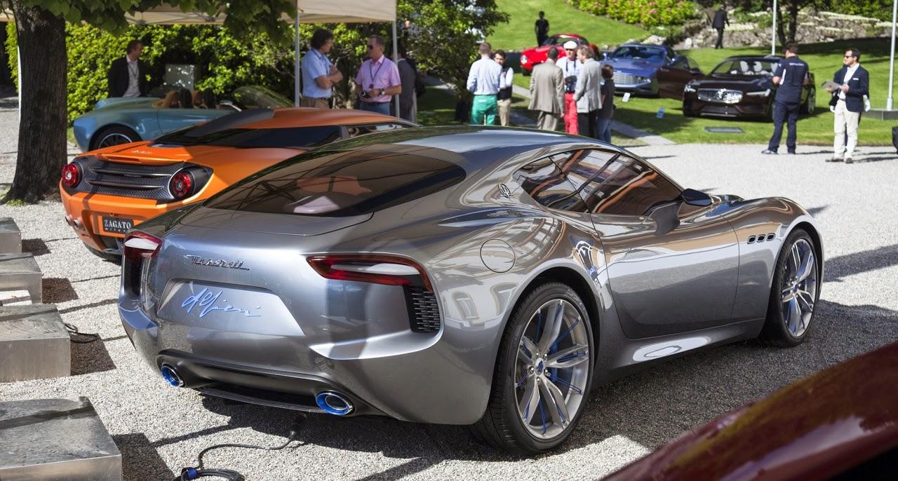 Fab Wheels Digest F W D 2014 Maserati Alfier Concept