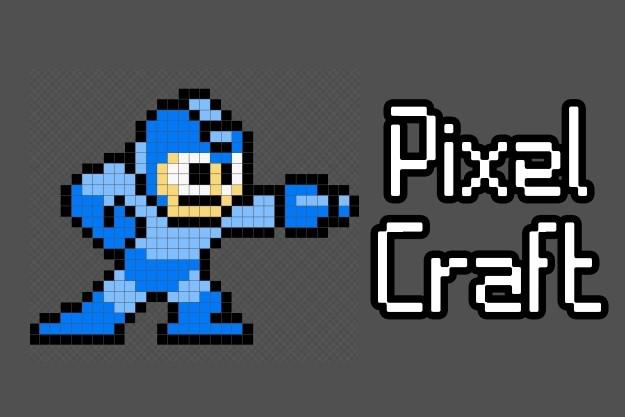 PixelCraft - Μία νέα online πλατφόρμα δημιουργίας pixel art εικόνων