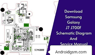 How To Download Samsung Galaxy J7 J700F Schematic Diagram Full Zip Pack Free by Androidgsm