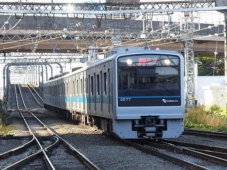【ダイヤ改正で消滅寸前!】小田急電鉄 急行 町田行き3 3000形