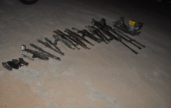 Gujba attack: Troops neutralise 28 terrorists, recover weapons, record casualty