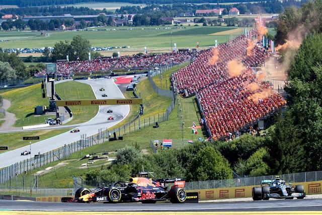 Honda volta a vencer da Fórmula 1, agora com híbridos
