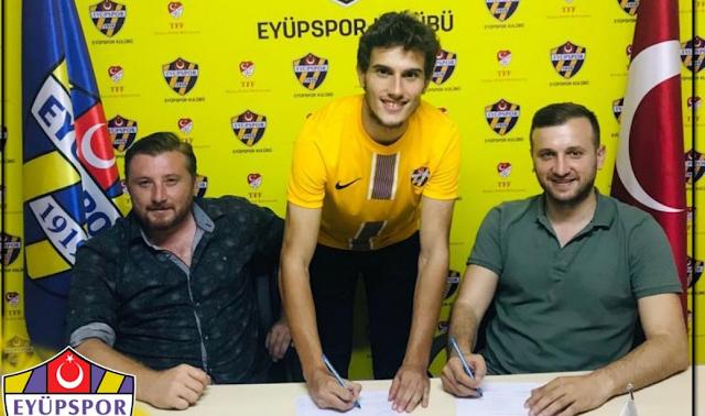 Metehan Mertöz kiralık olarak Eyüpspor'da!