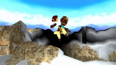 Cheat Lara Croft Meledak (Tomb Rider 2)
