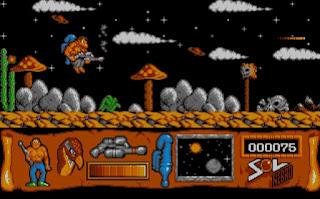 Sol Negro - Atari ST