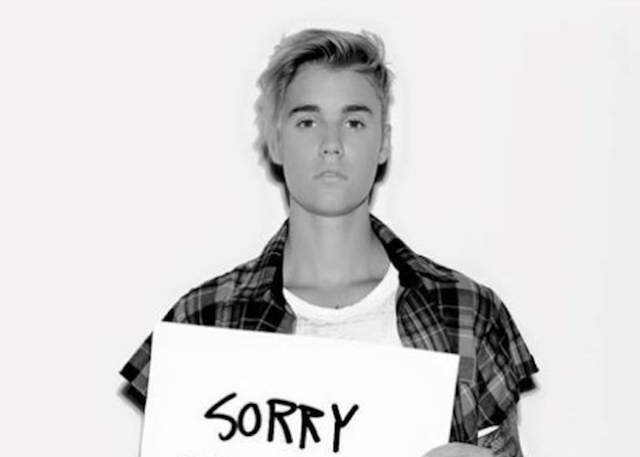 Sorry Lyrics - Justin Bieber