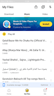 SnapTube YouTube Downloader - screenshot 8