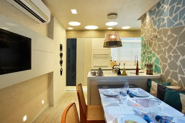 Modern kitchens para espacios peque os innovarq dise o for Diseno de cocinas integrales en espacios pequenos