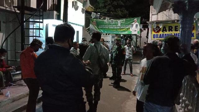 """TNI ke Rumah HR5 Minta Tes Swab Ditolak FP1, """"Ngawur Maksa Tes Swab Tengah Malam"""""""