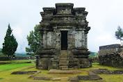 Gagahnya Candi Gatotkaca Bukti Sejarah Nusantara