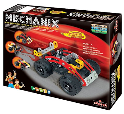 Mechanix Monster Buggies Toy