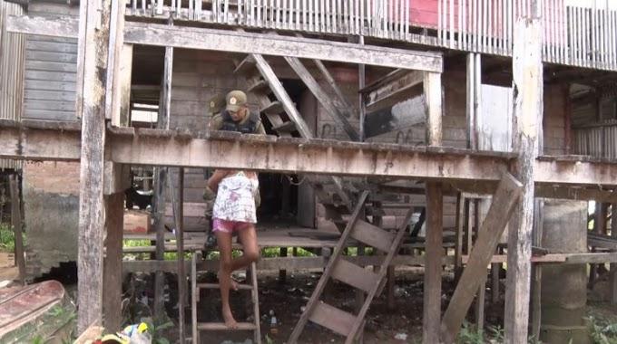 Em Itaituba: Empresário recorre à PM para retirar usuários de drogas de sua casa