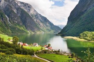 dünya'daki rüya gibi gezi yerleri norveç fiyortları