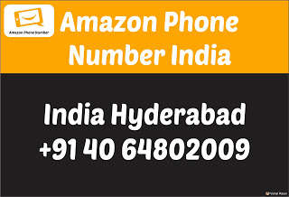 Amazon Phone Number Hyderabad