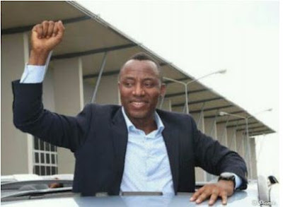 Sowore Arrested By DSS