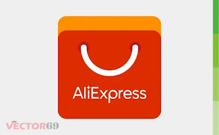 Logo AliExpress (Ikon) - Download Vector File CDR (CorelDraw)