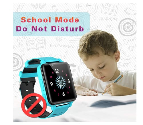 WILLOWWIND Kids Smart Watch for Boys Girls