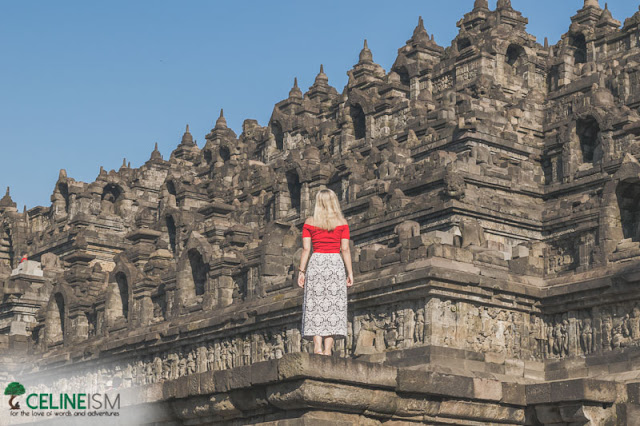 where is borobudur