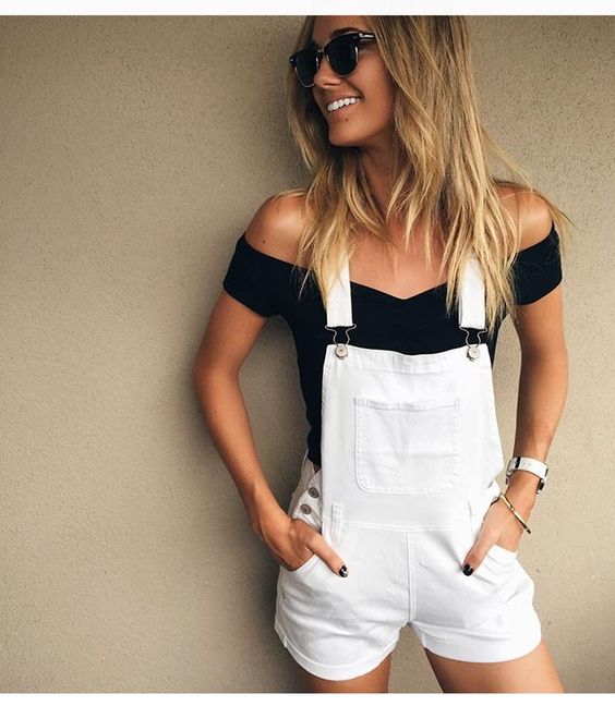 Overalls Street Style - How To Wear | Miss Rich