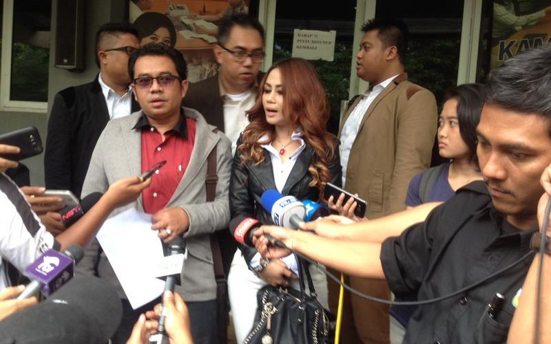 Pemilik Goyang Gelombang, Laporkan Ian Kasela ke Polda Metro Jaya