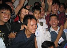 Những bức ảnh quý hiếm của buổi giao hữu đầu tiên giữa Chim Sẻ Đi Nắng - Shenlong...