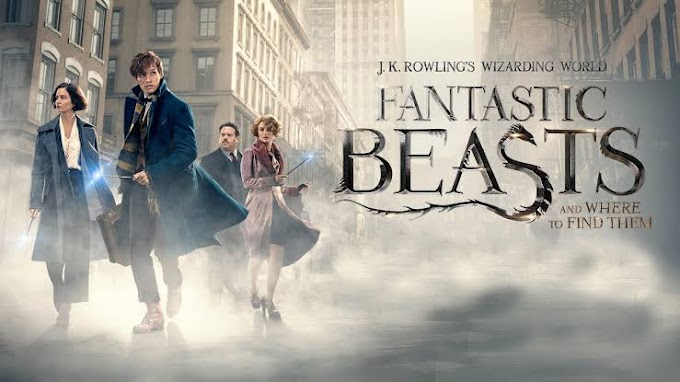 Fantastic Beasts and Where to Find Them (2016) | Dual Audio Movie HD