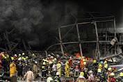Pabrik Meledak menewaskan 1 orang dan melukai 11 Lainnya di Thailand
