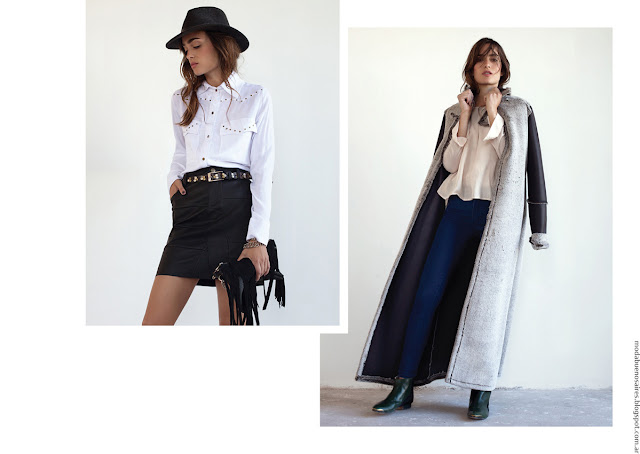Tapados de largos xl invierno 2016 moda mujer. Moda 2016.