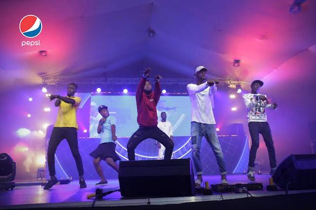 image010 - Pepsi DJ Ambassadors shut down Lagos at the #PepsiLituation