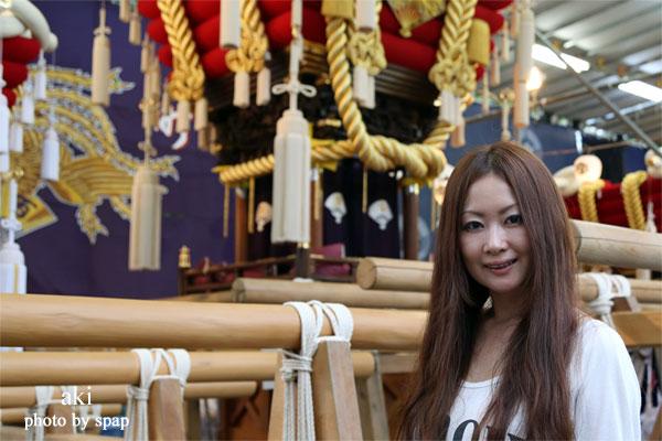 2015年 百舌鳥八幡宮月見祭 ふとん太鼓宮入 <堺市>