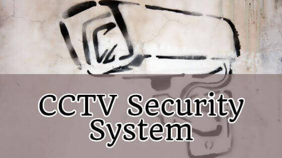 ECE Project on CCTV Security System