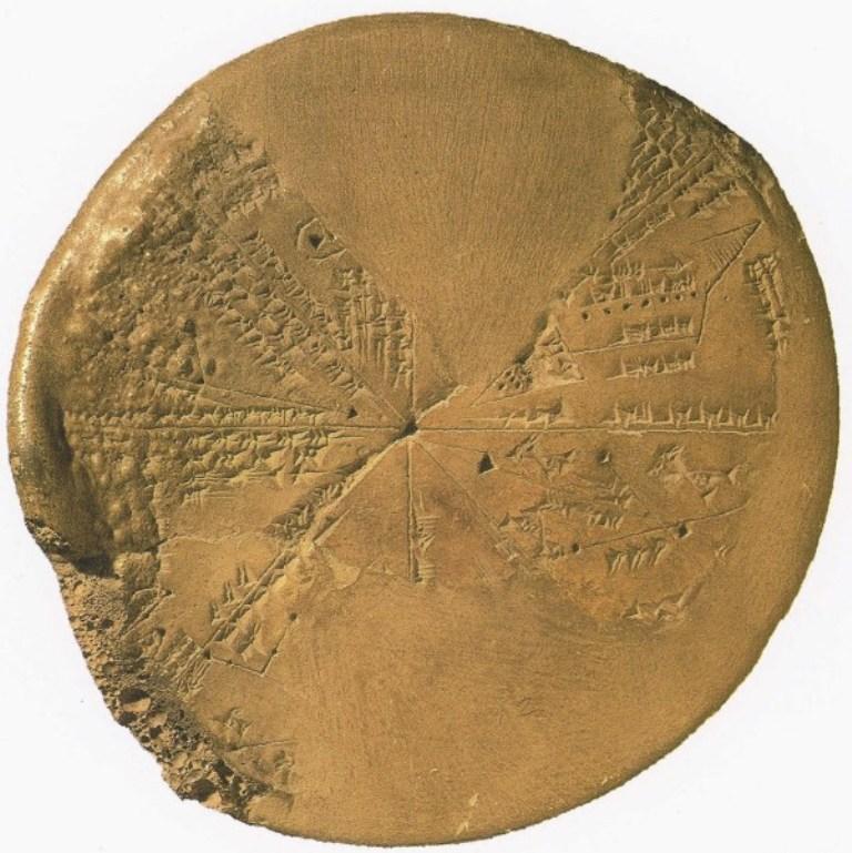 Placa de 700 a.C. traz relato de destruição de Sodoma