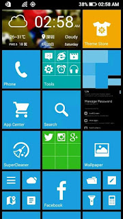 Cara Install Windows Android