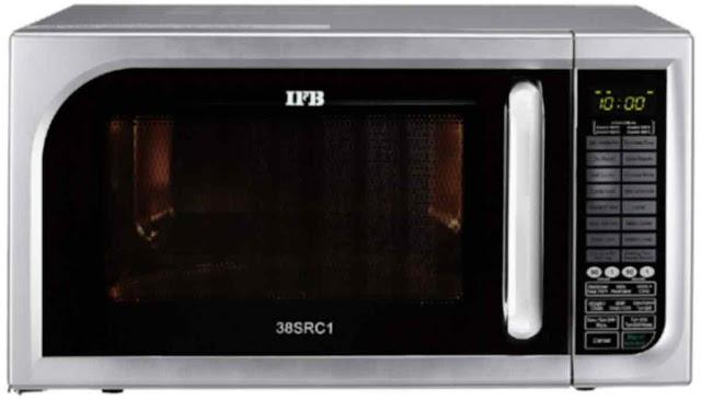 IFB 38SRC1 38L Rotisserie Convection - best microwave oven