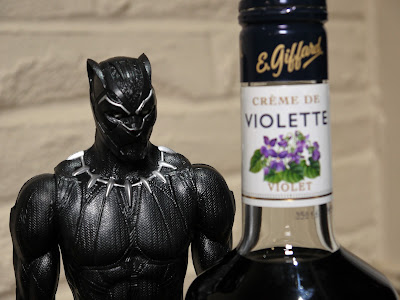 Black Panther cocktail