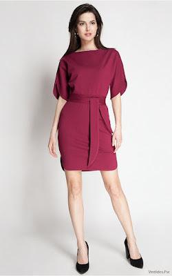 Modelos de Vestidos Casuales Cortos