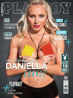 Playboy Venezuela-Julio 2016 PDF Digital