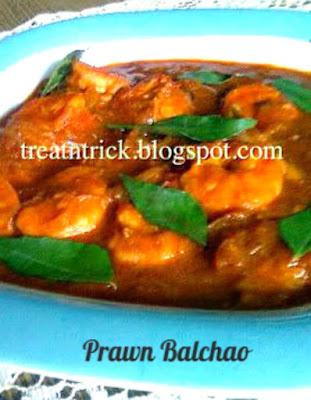 Prawm Balchao Recipe @ treatntrick.blogspot.com