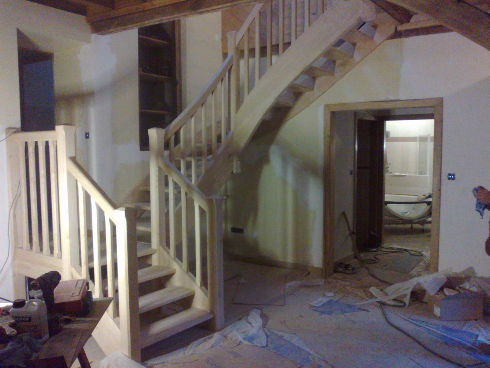 escaliersbois64800. Black Bedroom Furniture Sets. Home Design Ideas