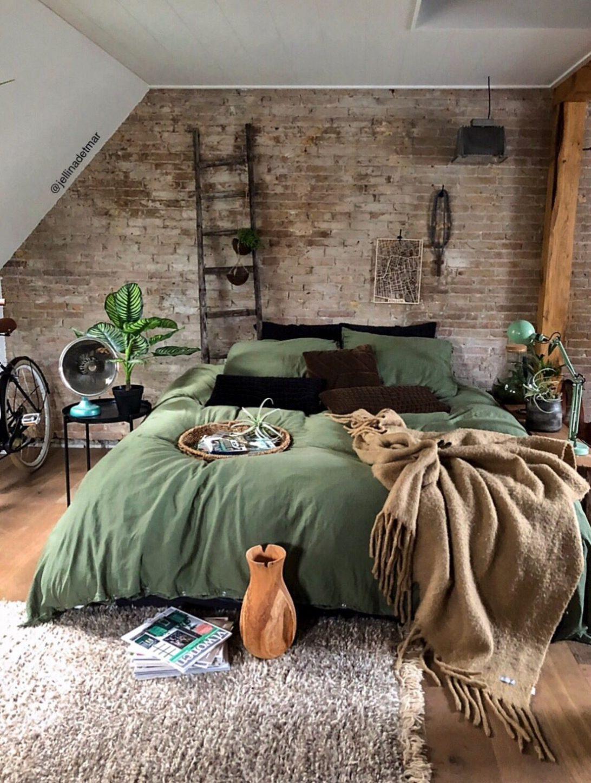 cozy and comfortable bedroom interior design