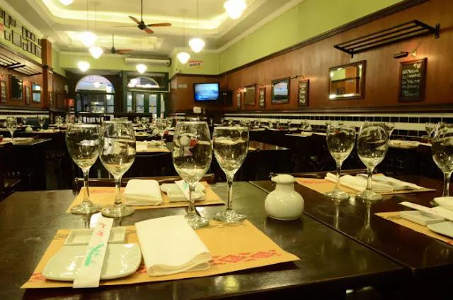 Restaurantes no Centro de Buenos Aires