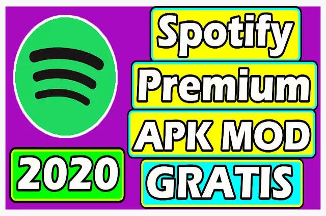 Download Spotify Premium Apk Free Mod