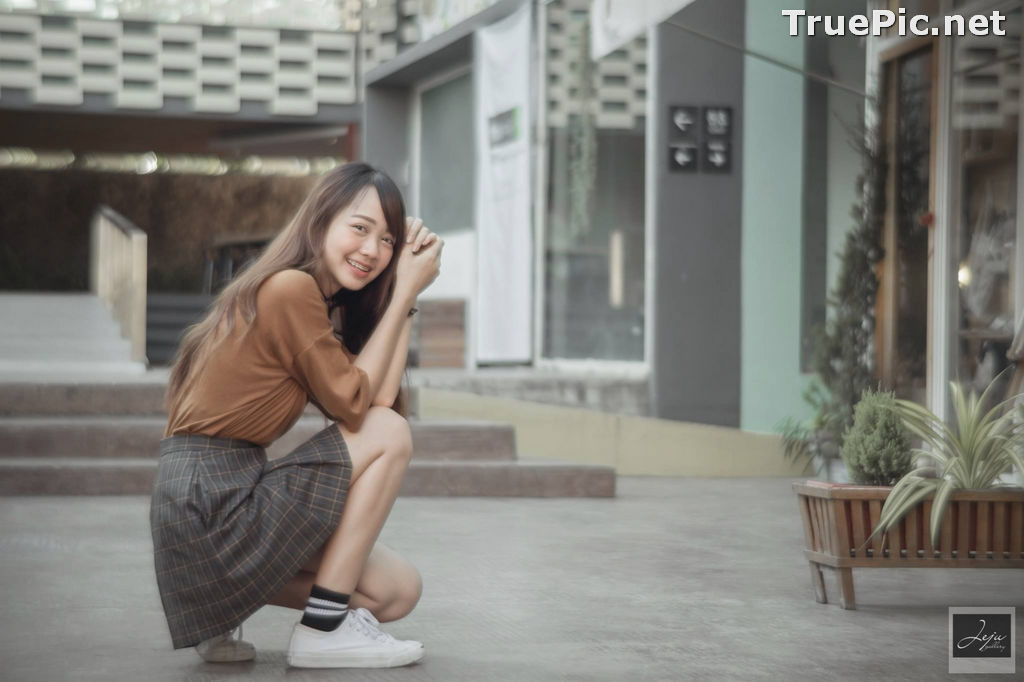 Image Thailand Cute Model - Fenfern Aeryingsak - A Girl With Smile - TruePic.net - Picture-22