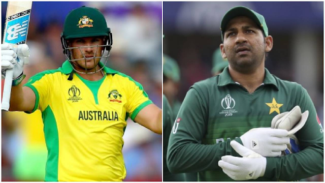 Australia Vs. Pakistan World-Cup Live Cricket Streaming 2019