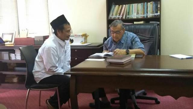 Quraish Shihab: Sulit Ditemukan Orang yang Sangat Memahami Al-Qur'an Seperti Gus Baha