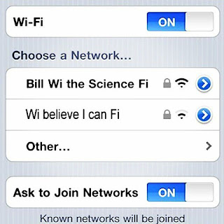 Wifi Names Funny For Home