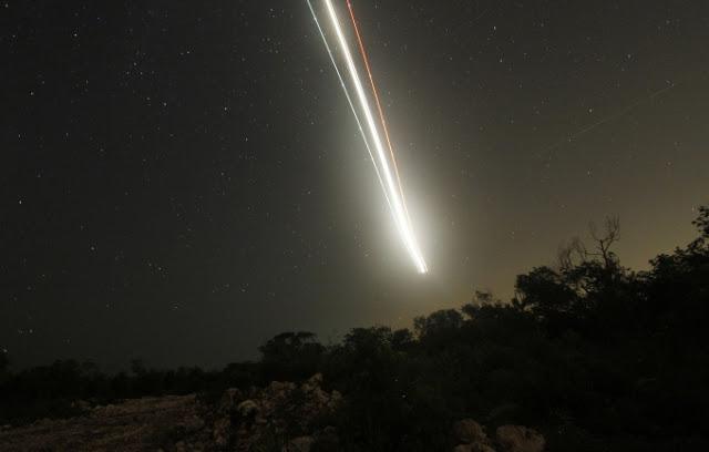 Μετεωρίτης έπεσε στο νησί της Αίγινας