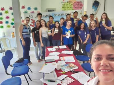 DMJ promoveu encontro com representantes estudantis