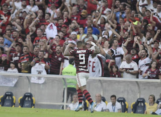 Flamengo fecha fim de semana com aproveitamento de 73,7% da campanha em primeiro turno