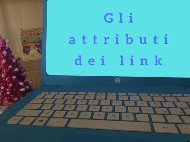 I link: cosa sono e quali attributi rel usare